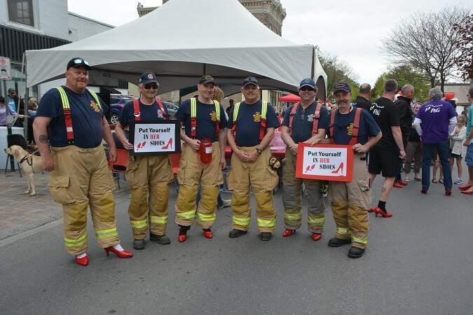 Firemen WAM